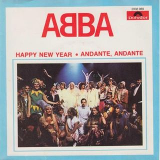 ABBA HAPPY NEW YEAR