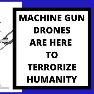 SAY HELLO TO YOUR FUTURE DRONE OVERLORDS