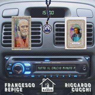 Casa Baggio #49 | Tutto il calcio minuto per minuto (con Francesco Repice e Riccardo Cucchi)