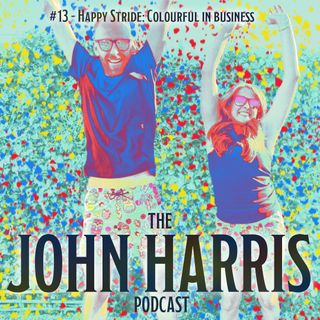 #13 - Happy Stride: Colourful In Business