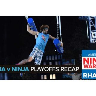 American Ninja Warrior: Ninja vs. Ninja Playoffs Recap