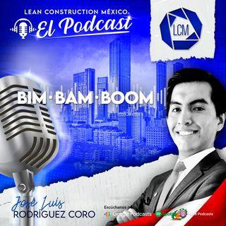 BIM · BAM · BOOM · José Luis Rodríguez Coro