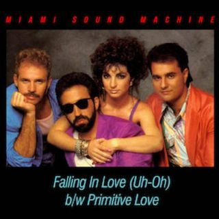 Miami Sound Machine FALLING IN LOVE (UH-OH) [Single Remix]