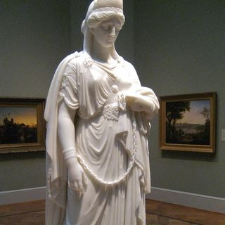 Episode 71: Sculptor Harriet Hosmer: Queen Zenobia in Chains