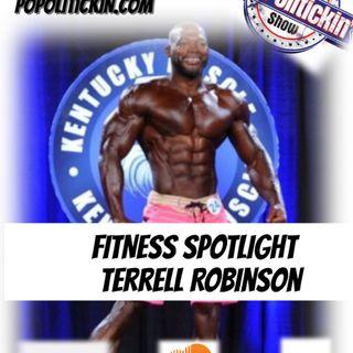 Fitness Spotlight - Terrell Robinson | @digdeepfitllc