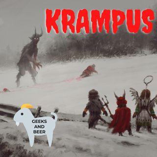 # Geeks and beers - Krampus