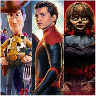 Spider-Man: Far From Home, Annabelle 3, Toy Story 4 - Le VOSTRE recensioni!