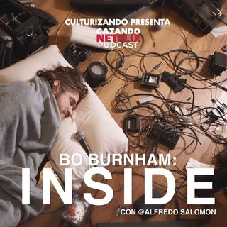 Bo Burnham: Inside • Catando Netflix • Series y Películas