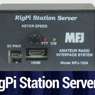 MFJ RigPi Station Server | TWiT Bits