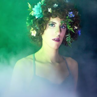 From Italy with love! It's the multitalented Marta Palombo on The Mike Wagner Show!