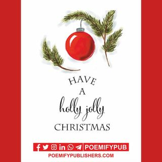Poemify Podcast Merry Christmas Episode
