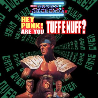 Tuff E Nuff (SNES)