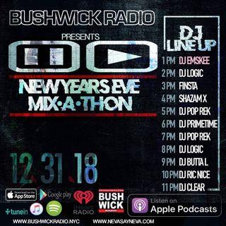 Dj Emskee Bushwick Radio New Years Mix 2019