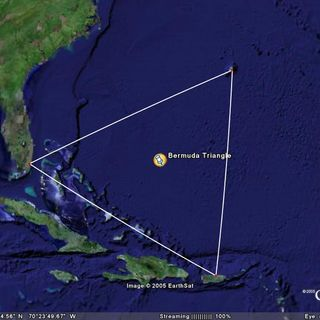 Bermuda Triangle - The truth behind the Devil's Triangle Mystery