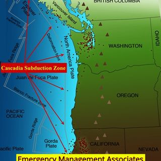 EMA Preparedness Radio Show Cascadia Briefing Jan. 2, 2020
