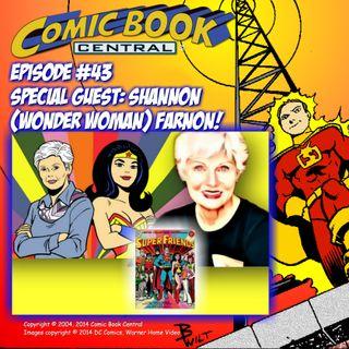 #43: Shannon Farnon