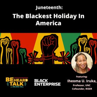 Juneteenth:  The Blackest Black Holiday In America