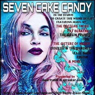 Seven Cake Candy In The Studio To Pick This Weeks Setlist. 2919