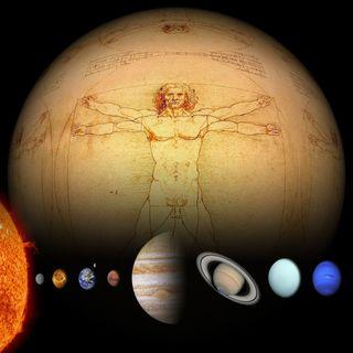 El Hombre y los Planetas
