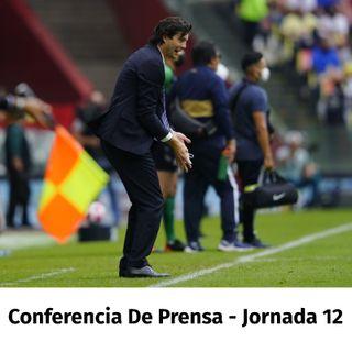América 2-0 Pumas - Santiago Solari - Conferencia de Prensa COMPLETA - 3/10/2021