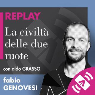 """18 > Fabio GENOVESI, Aldo GRASSO """"La civiltà delle due ruote"""""""