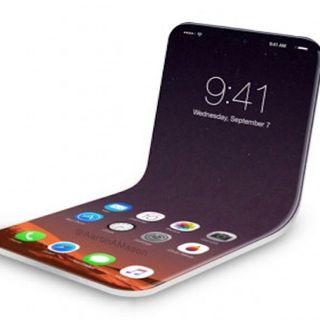 #fo Gli iPhone pieghevoli arriveranno in commercio
