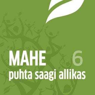 Baltic Agro mahe 6: maheveiste kvaliteetne rohusööt