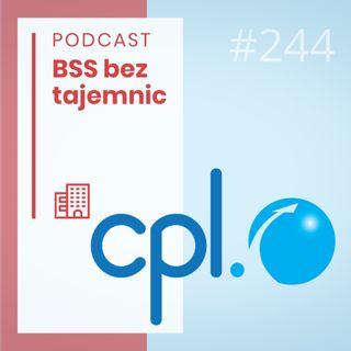 #244 Ciekawe firmy - CPL