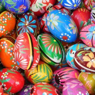 jajka wielkanocne - symbol Chrystusa czy symbol szatana (podcast)