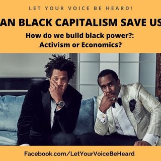Can Black Capitalism Save Us?