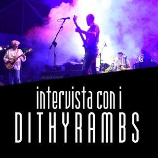 LRFXXV - Intervista con i DITHYRAMBS