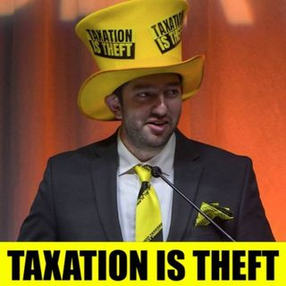 The Think Liberty Podcast - Episode 37 - Daniel Behrman - Taxation is Theft