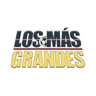 """#083 - Entrevista con Juan Carlos """"Negro"""" Medina Los Más Grandes"""