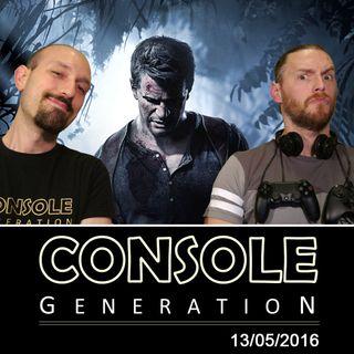 Uncharted 4 e altro! - CG Live 13/05/2016
