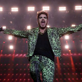"Adam Lambert talks Queen, a new album, ""American Idol"" and San Francisco!"