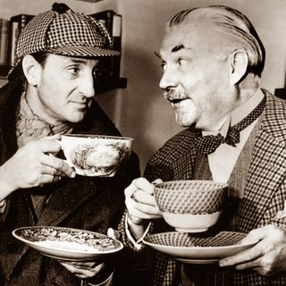 Classic Radio Theater for March 11, 2018 - Sherlock Holmes