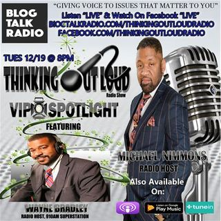 VIP Spotlight feat 910am SuperStation Radio Host, Wayne Bradley