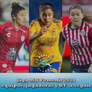El fútbol femenil en México