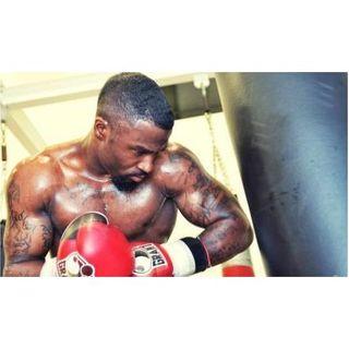 """Boxing Champion Yahu """"Rock"""" Blackwell and Fitness Mogul Misty Tripoli"""