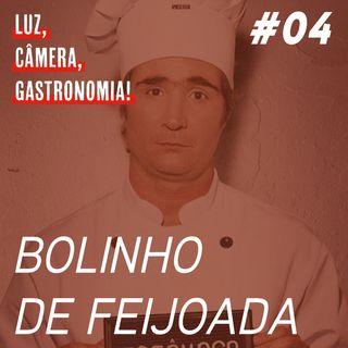 #04 - Bolinho de Feijoada + Estômago