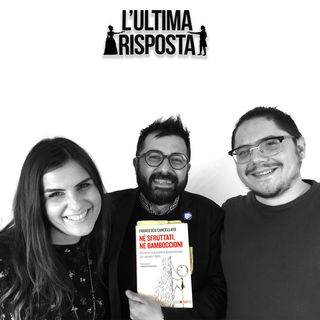 3x22 - L'ultima Risposta - NÉ SFRUTTATI, NÉ BAMBOCCIONI presentazione libro di Francesco Cancellato