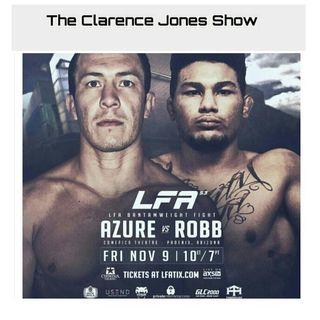 LFA FIGHTING / www.LFATIX.com / ROBB VS AZURE Interview