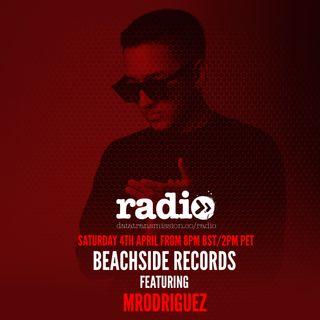 Beachside Records Radioshow Episode  # 032 By Mrodriguez
