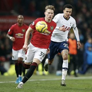 MCTOMINAY IS BACK!   Manchester United 2-1 Tottenham   Match Reaction