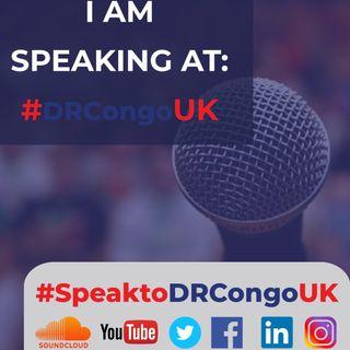 #TalkToDRCongoUK