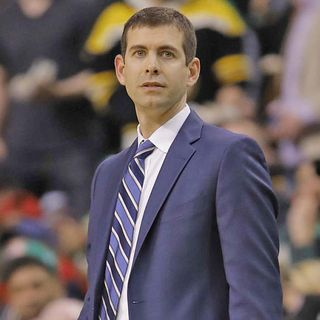 SNBS - Brad Stevens with the smartest answer ever about the Corona Virus