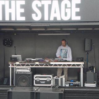 Mark Devlin conscious music DJ set at Vegfest, Bristol, 27/5/18