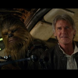 #46 Star Wars: Episode VII Trailer II!!!