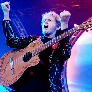 "Jon Anderson Of Yes, ""Life Got In The Way."""