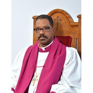 Bishop J Drew Sheard of the COGIC